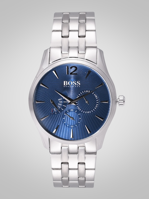 Hugo Boss 1513492 Blue Analog Men's Watch