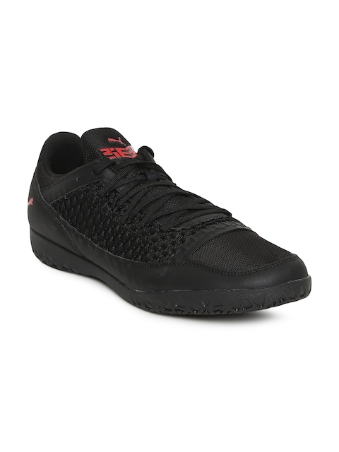 Puma Men Black 365 Netfit CT Football Shoes