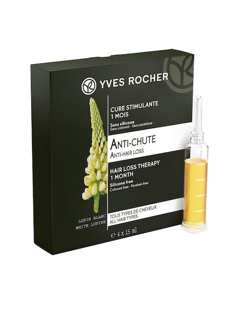 YVES ROCHER Anti-Chute Anti-Hair Loss 1 Month Stimulating Course Therapy 60 ml