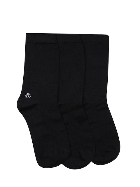 Bonjour Men Pack of 3 Assorted Socks