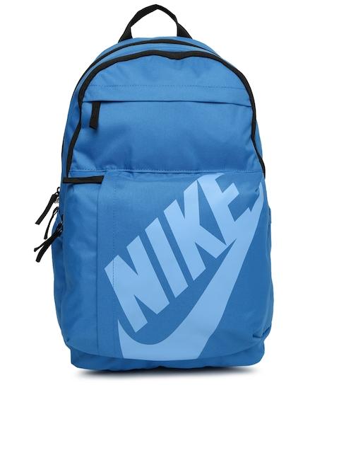 Nike Unisex Blue ELMNTL Backpack