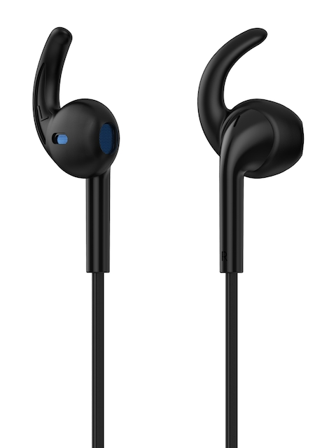 Philips Black Wired In-Ear Earphones with Mic IN-SHE1515BK/94