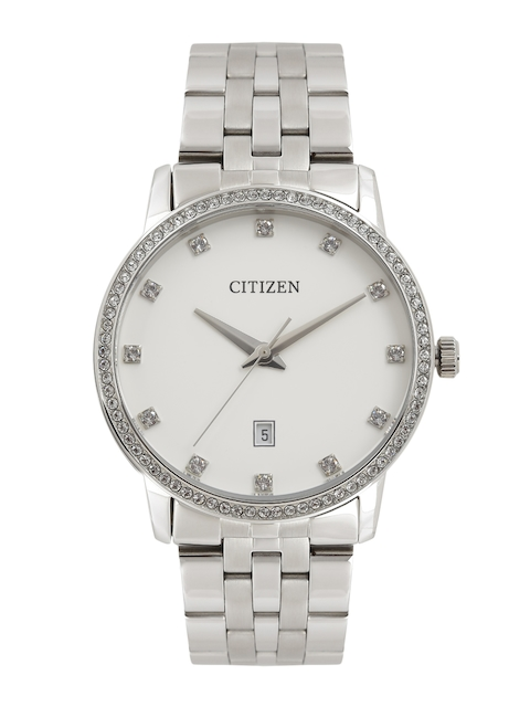 Citizen Men White Analogue Watch BI5030-51A