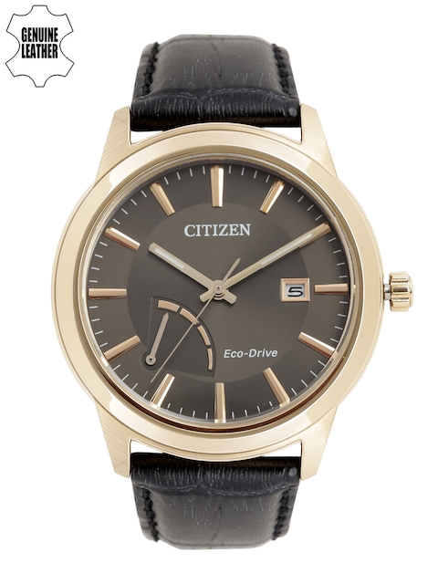 Citizen Men Grey Analogue Eco Drive Watch AW7013-05H