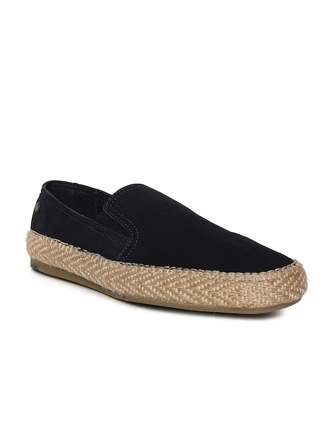 Jack & Jones Men Navy Blue Espadrilles