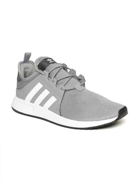 Adidas Originals Men Grey X_PLR Sneakers