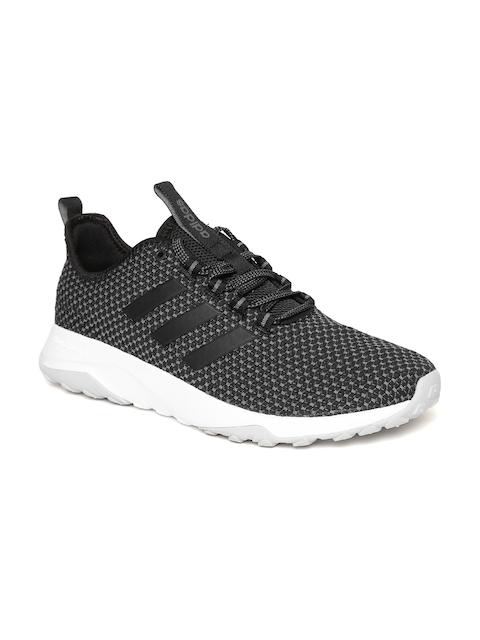 Adidas Men Black & Grey CF Superflex TR Running Shoes