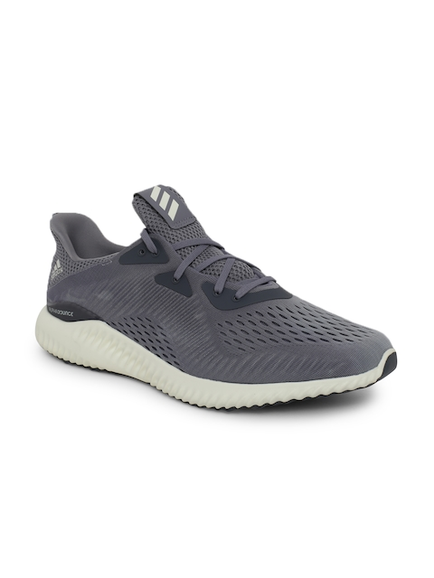 hot sales 05069 df8b1 ADIDAS Men Grey ALPHABOUNCE 1 EM Running Shoes