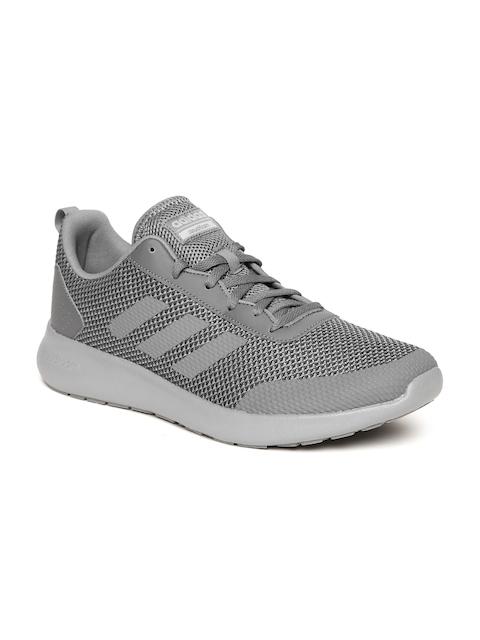 Adidas Men Grey Element Race Running Shoes