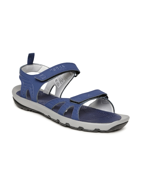 Adidas Men Blue TERRA 17 Sports Sandals