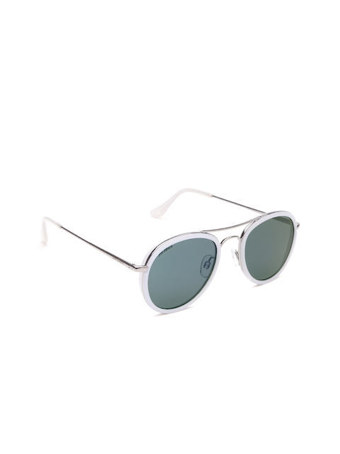 Joe Black Unisex Oval Sunglasses JB-818-C1