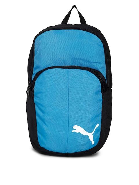 Puma Unisex Turquoise Blue Pro Training II Solid Backpack