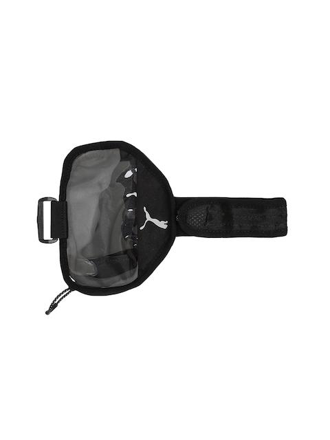 Puma Unisex Black PR Mobile Armband