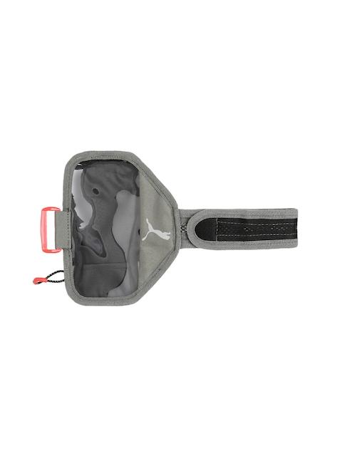 Puma Unisex Grey PR Mobile Armband