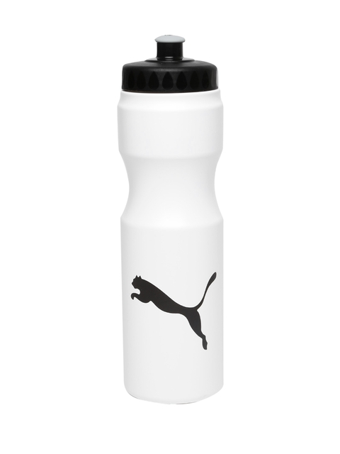 Puma White & Black Water Bottle