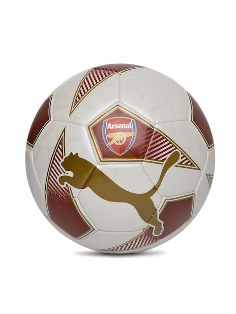 Puma Unisex Red & Beige Arsenal Fan Football