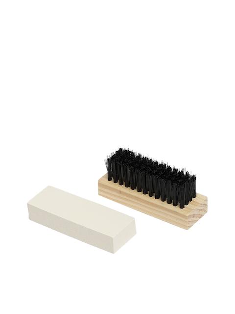 PUMA Unisex Shoe Care Block & Brush