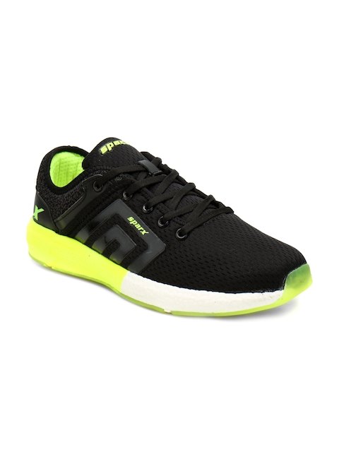 Sparx Men Black SX0346G Running Shoes