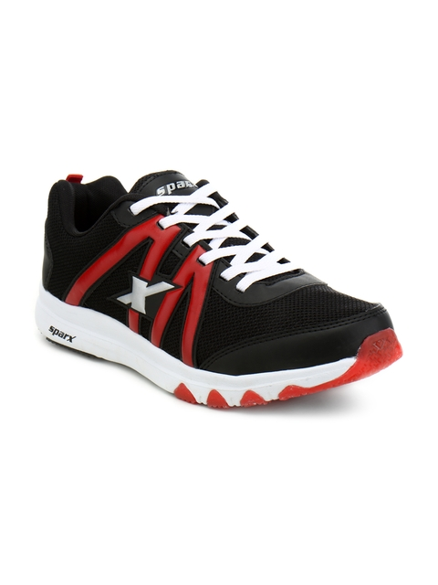 Sparx Men Black SX0343G Running Shoes