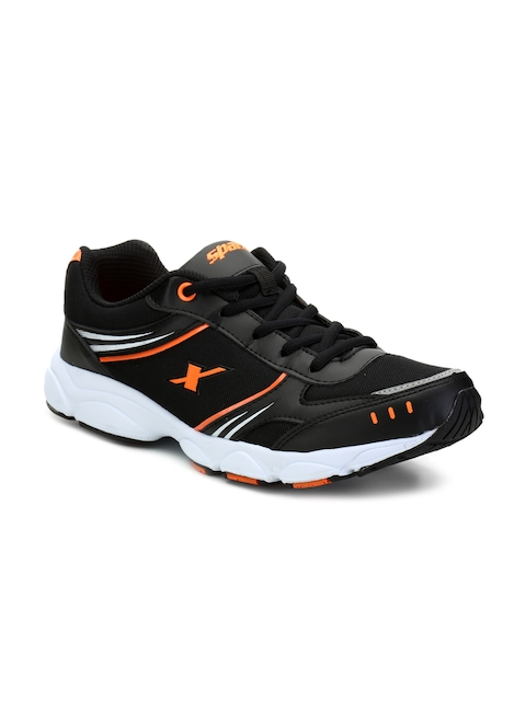 Sparx Men Black SX0316G Running Shoes