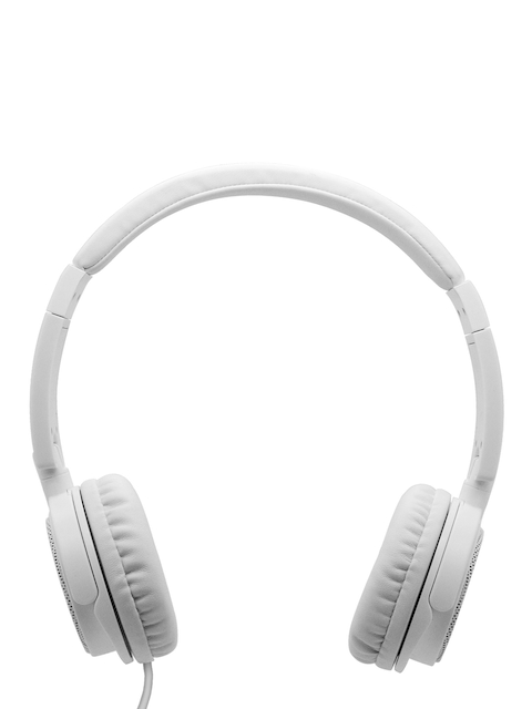 boAT White BassHeads 900 Wired Headphones with Mic 8904130842733