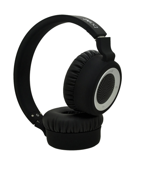 boAT Black Rockerz 430 Bluetooth Headphones with Mic 8904130843006