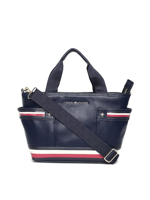 Tommy Hilfiger Navy Shoulder Bag