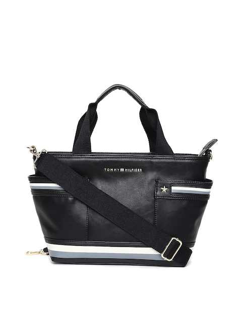 Tommy Hilfiger Black Shoulder Bag