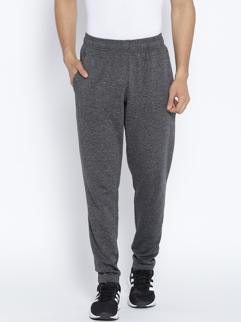Adidas Men Charcoal Grey ID Stadium Track Pants