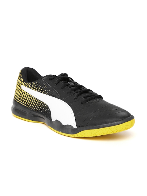Puma Men Black Veloz Indoor NG Badminton Shoes