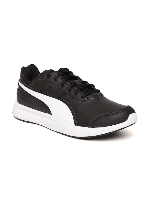 Puma Men Black Escaper SL Running Shoes