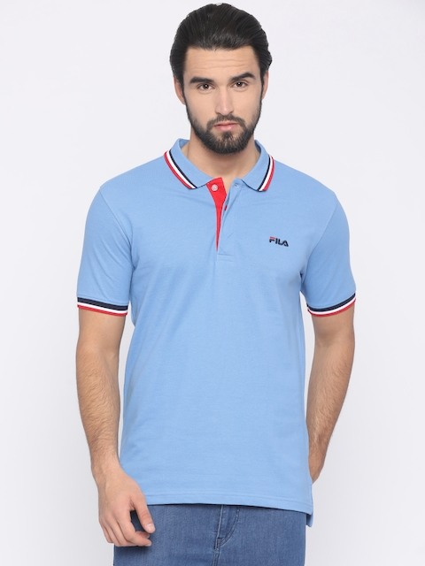 af124b53 Fila Men T-Shirts & Polos Price List in India 10 June 2019 | Fila ...