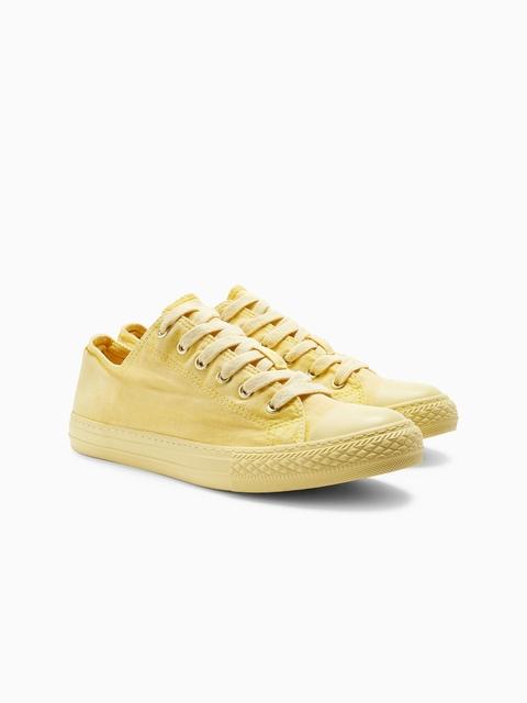 next Women Yellow Basketball Shoes