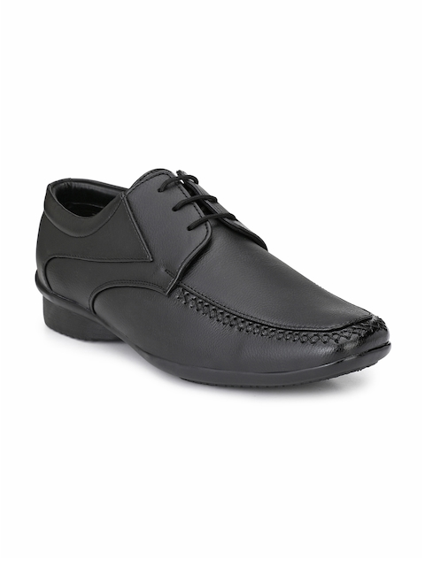 Prolific Men Black Formal Derbys