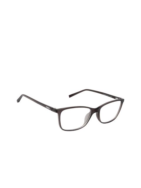 Cardon Unisex Grey Solid Full Rim Rectangle Frames