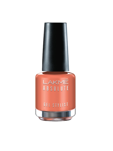 Lakme Absolute Gel Stylist Beige Nude Nail Color