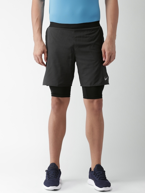 Nike Men Black DSTNCE BF 7IN Shorts