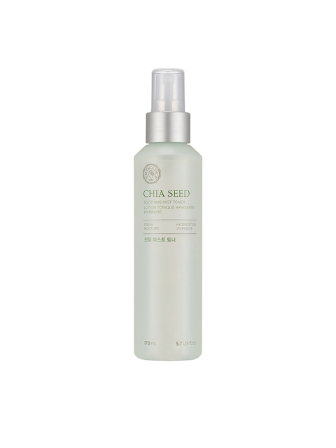 The Face Shop Women Chia Seed Soothing Mist Toner 170 ml