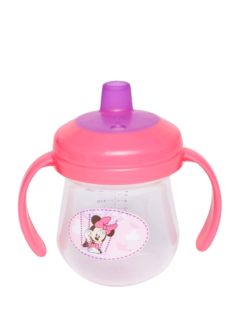 The First Years by YK Girls Pink Printed Feeding Essentials