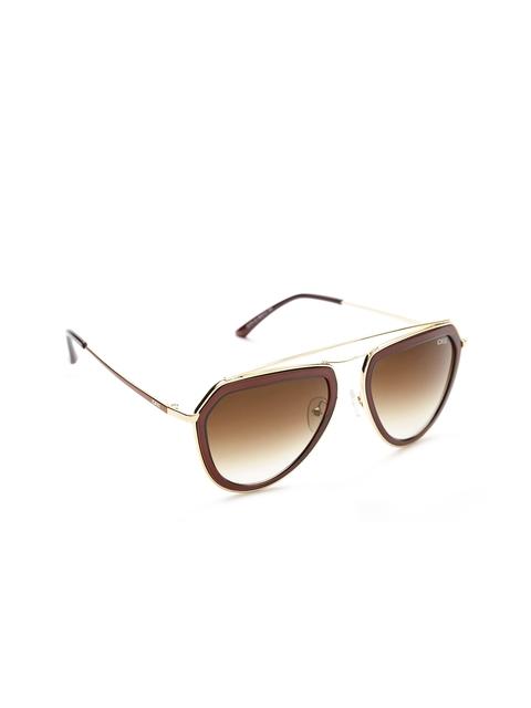 I DEE Unisex Oval Sunglasses EC778