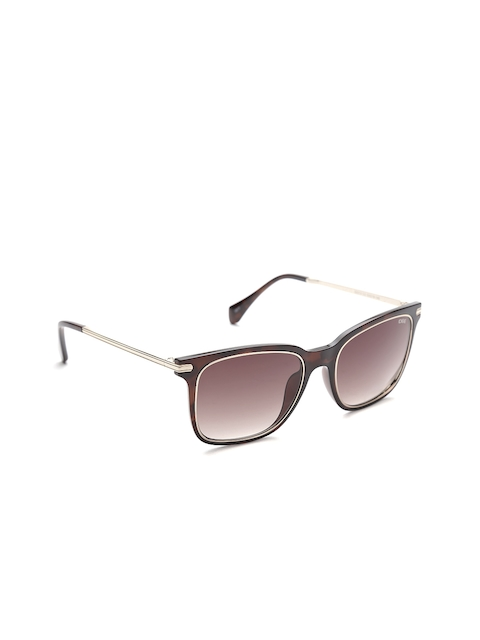 I DEE Men Square Sunglasses EC611