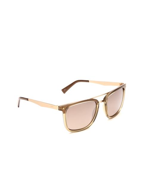 I DEE Unisex Mirrored Square Sunglasses EC625