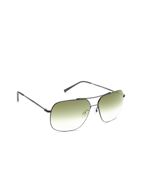 I DEE Unisex Rectangle Sunglasses EC675