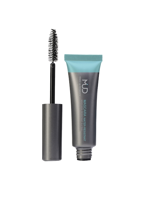 MUD Black Water-Resistant Mascara