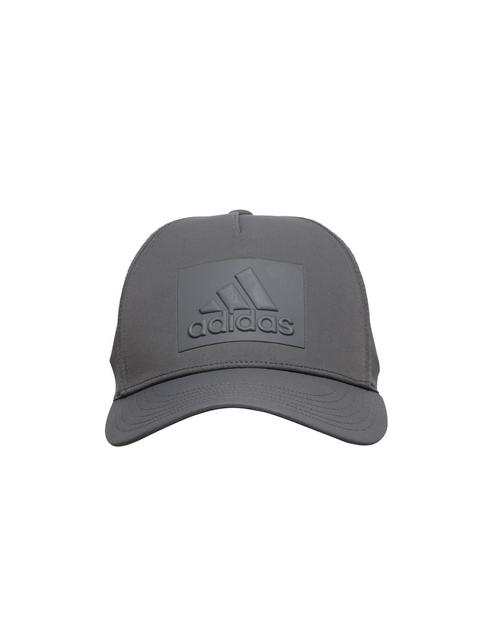 Adidas Unisex Grey S16 ZNE Logo Solid Snapback Cap