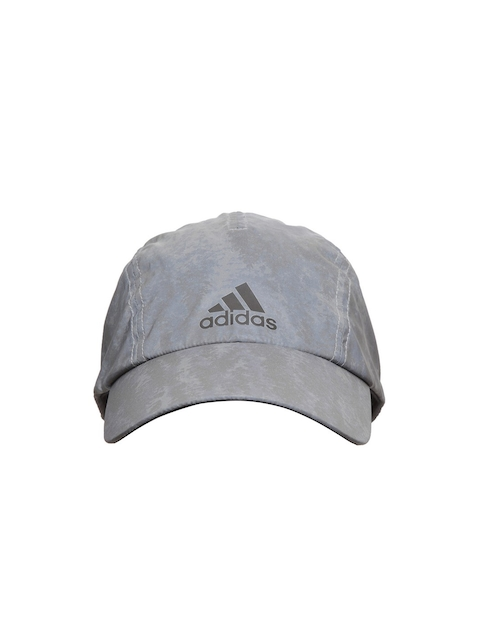 Adidas Unisex Grey R96 Reflective Solid Cap