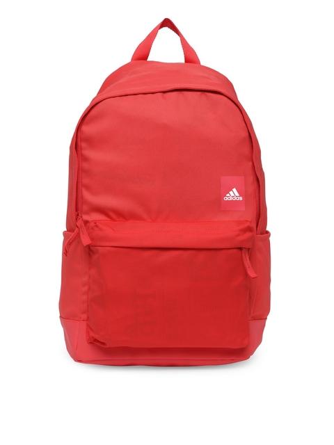 Adidas Unisex Orange Classic Laptop Backpack