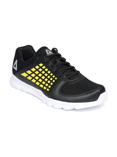 Reebok Men Black Electrify Speed Xtreme Running Shoes