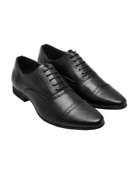 next Men Black Formal Shoes