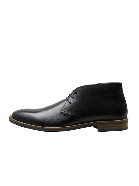 next Men Black Formal Shoes